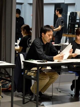 写真:野坂 実(脚本家・演出家)